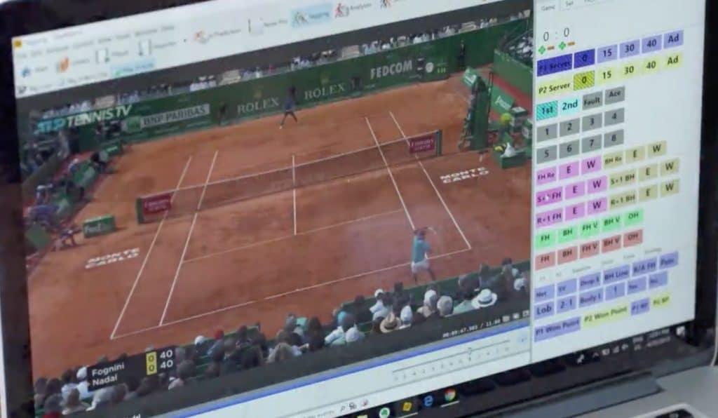 How The World S 1 Tennis Strategy Coach Uses Dartfish Dartfish Blog